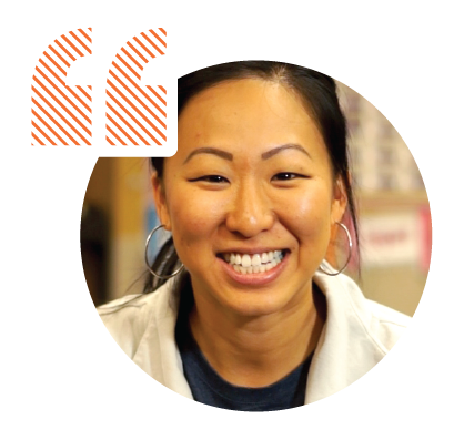 Image of Jenny Chien, 2017 educator of the year, for the Kid Spark STEM education kit review