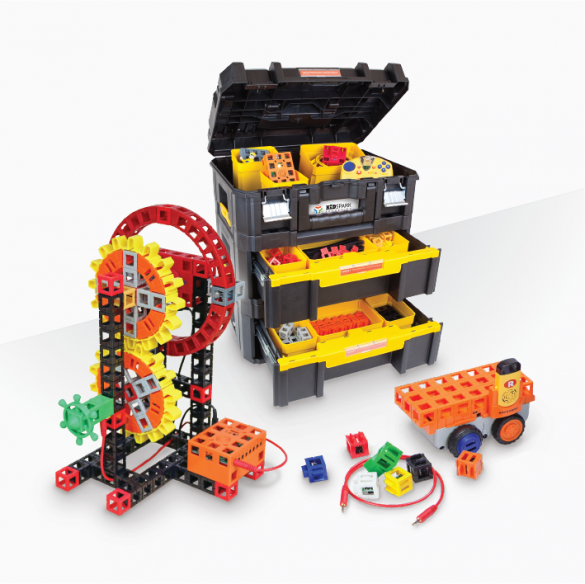 Image of Engineering Pathways Mobile STEM Lab kit