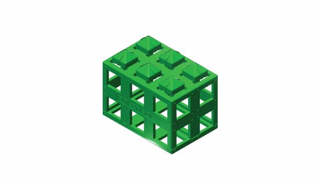 Green ROK Blocks