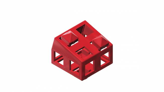 Red ROK Blocks